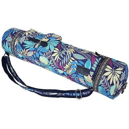 FHUA Bolsa de colchoneta de Yoga Soporte de Lona de algodón ...