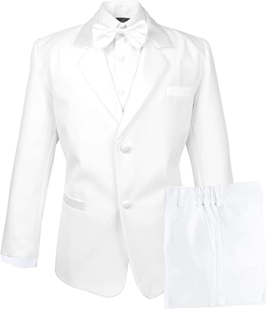 Spring Notion Boys Classic Fit Dress Suit Set