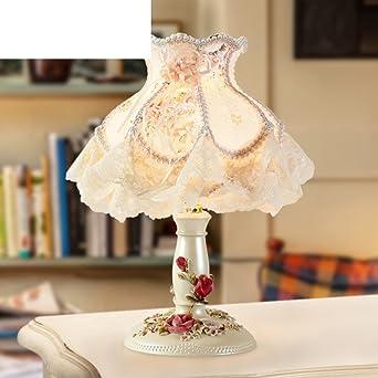 Continental Nachttischlampe/Retro Schlafzimmer Lampe Kreative Mode/IKEA  Hochzeit Kleine Tischlampe