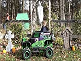 Power Wheels Ride - On Monster Truck Grave Digger - Off Road Freestyle