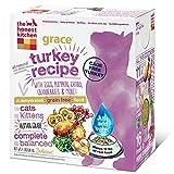 The Honest Kitchen Grace Grain Free Cat Food - Natural Human Grade Dehydrated Cat Food, Turkey, 4 lbs (Makes 12 lbs)