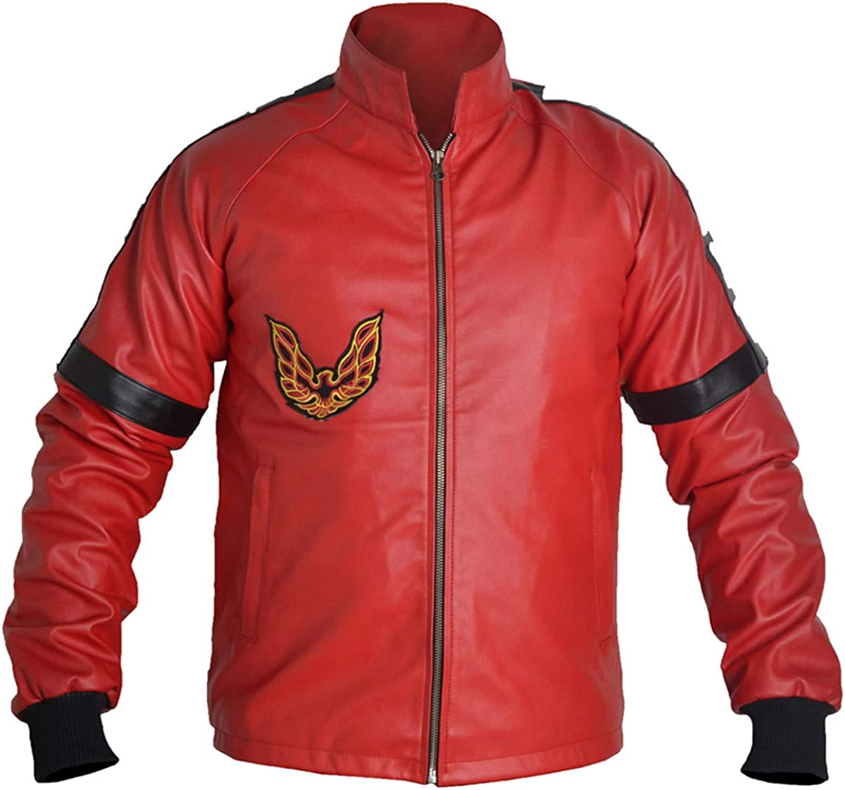 Top 10 Smokey Red Bandit Reynolds Bomber Synthetic Leather Jacket