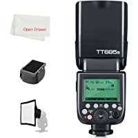 Godox TT685N 2.4G HSS 1/8000s i-TTL GN60 Wireless Speedlite Flash for Nikon for D800 D700 D7100 D7000 D5200 D5000 D810