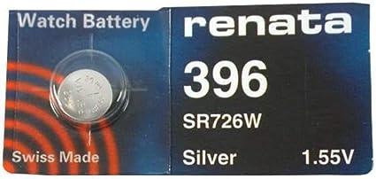 Sony 396 SR726W V396 D396 612 V 280-52 Sb-Bl SR726W SR59 Batterie Montre