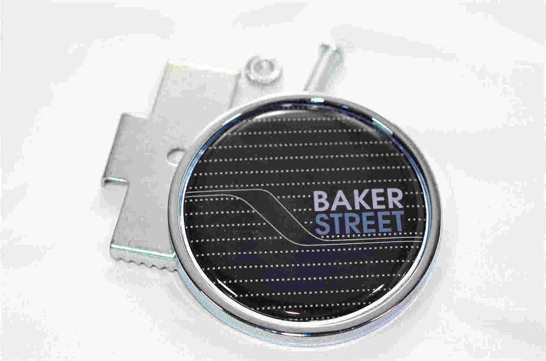 HDX Parrilla para cap/ó Delantero Emblema Adhesivo de Metal para Mini Cooper F54 F55 F56 F57 F60 R55 R56 R57 R58 R59 R60 R61 Hardtop Clubman Hatchback Covertible Roadster Countryman Paceman