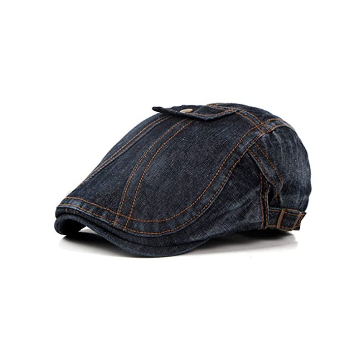 05534a6c0e966 Image Unavailable. Image not available for. Color  Baseball Snapback Sports  Summer Jeans Caps for Men Women Fashion ...