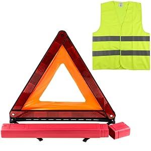 triangles de signalisation pour voiture guide d achat classement tests et avis. Black Bedroom Furniture Sets. Home Design Ideas
