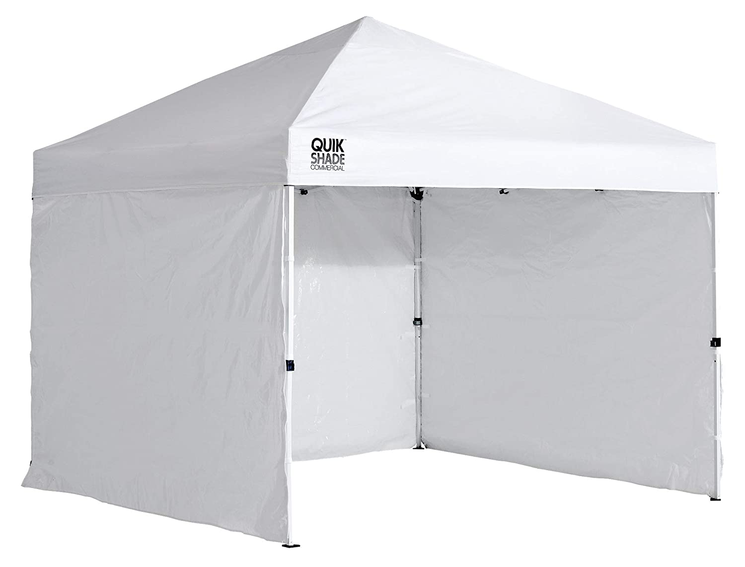 Amazon.com Quik Shade 10u0027 x 10u0027 Instant Canopy Wall Panel Accessory Set for WE100/C100/SX100 Canopies with Zipper Entry Sports u0026 Outdoors  sc 1 st  Amazon.com & Amazon.com: Quik Shade 10u0027 x 10u0027 Instant Canopy Wall Panel Accessory ...