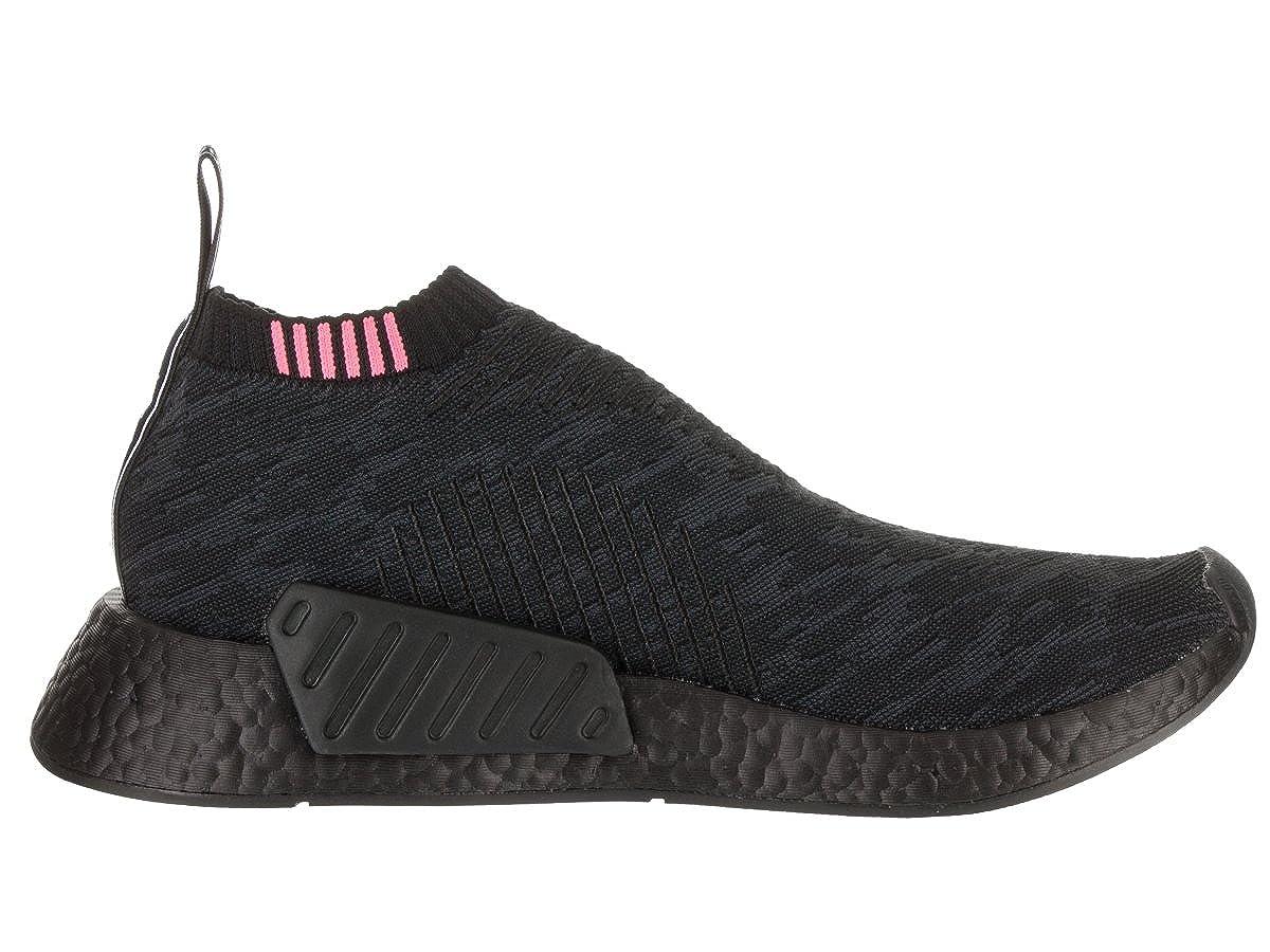 san francisco 054d5 b5c58 adidas NMD CS2 PK  Triple Black  - CQ2373  Amazon.co.uk  Shoes   Bags