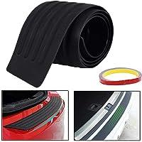 NNGT Achterbumper Protector Guard Universele Rubber Krasbestendige Kofferbak Instaplijsten Protector Exterieur…