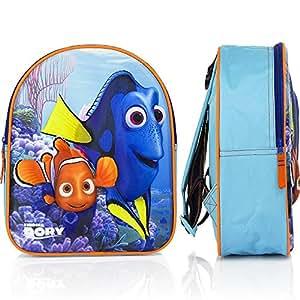 Disney - Disney - Mochila Buscando a Nemo 3D Medidas 25x31x12 cm
