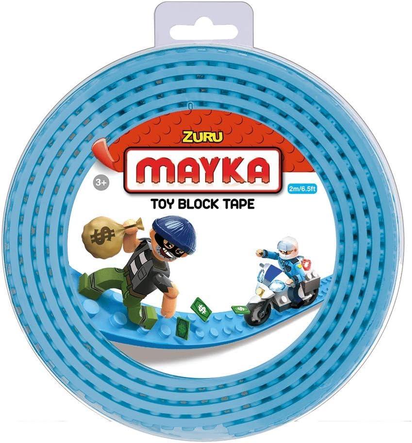 4 Stud Light Blue 6.5 ft ZURU Mayka Tape