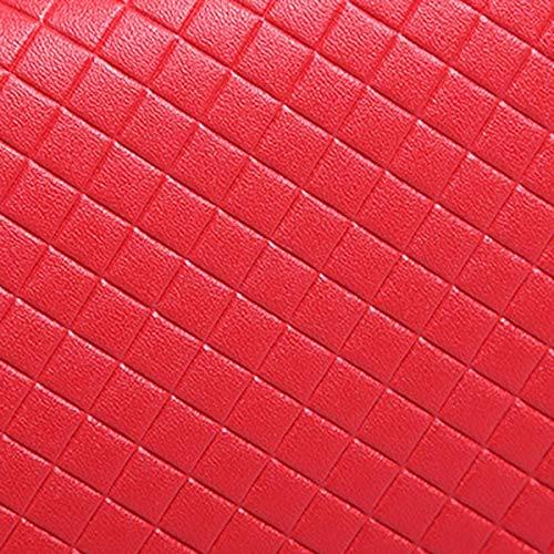 20 Una Pelle 15 Di Per Qualità In Modello Le Cm Borse Grande Pannolini Red 6 A Capacità Tracolla Spalla 2019 Alta Moda Bambini Borsa Bianco Donne Controllato medio 1nIRqw