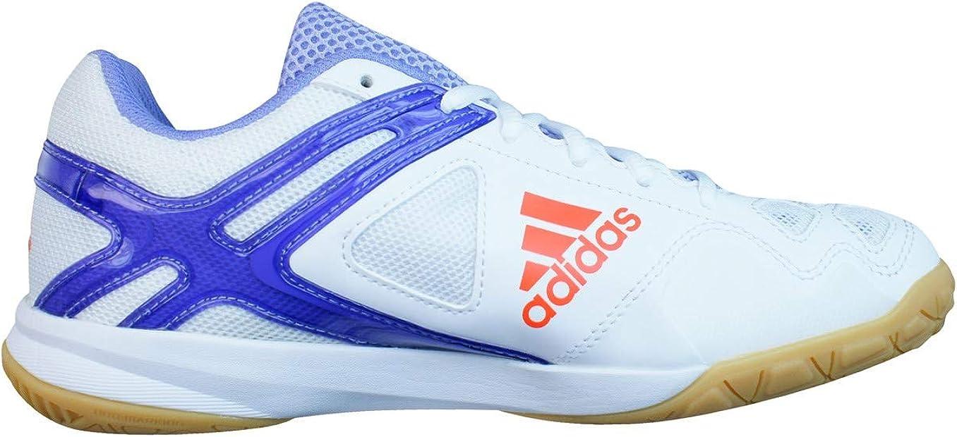 chaussures adidas indoor femme bt feather team