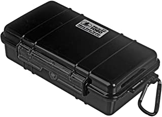 product image for Pelican 1060-005-110 Micro Case Solid, Black, 9.38 x 5.56 x 2.63