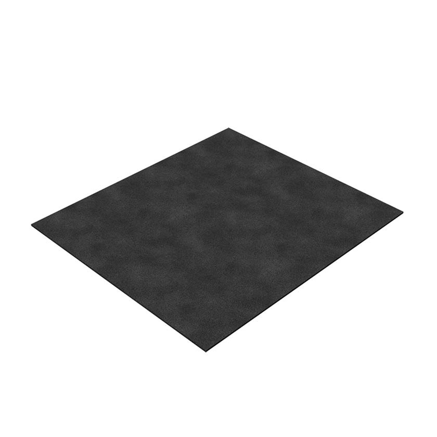 12 Pack | 12''x12'' Fitted Support Pad for MIRO Rooftop Supports | Pipe Support Pad | Made of 100% Recycled Rubber