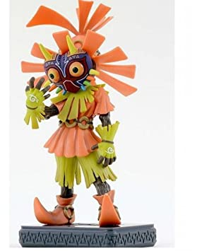 THE LEGEND OF ZELDA - MAJORAS MASK 3D - SKULL KID FIGURE - LIMITED EDITION