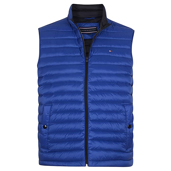 more photos 2578f 414cf Tommy Hilfiger MW0MW02228-491 Lw Packable Down Vest Piumino ...