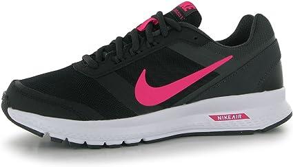 Nike Air Relentless 5 Training Schuhe Damen schwarzpink