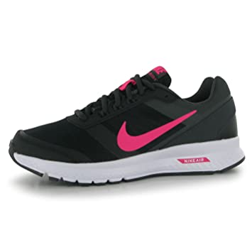 Nike Air Relentless 5 Training Schuhe Damen schwarz/pink ...