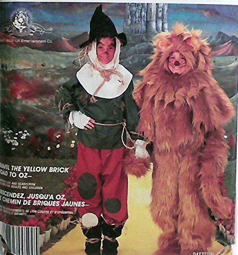 [McCall's Costumes 2203 Adult Large (40-42)
