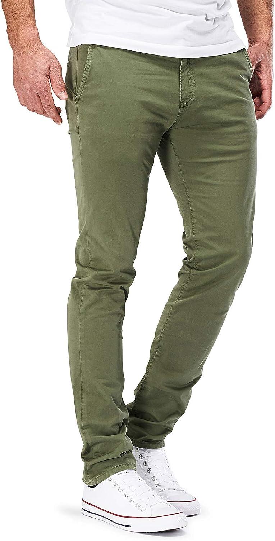 MERISH Pantalones Chino para Hombre Slim Fit Estiramiento Modell 168