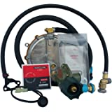 Hutch Mountain Honda EU2200i Propane, Natural Gas & Gasoline Generator TriFuel Kit