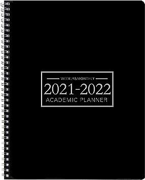 2021 Spiral Calendar Wallpaper