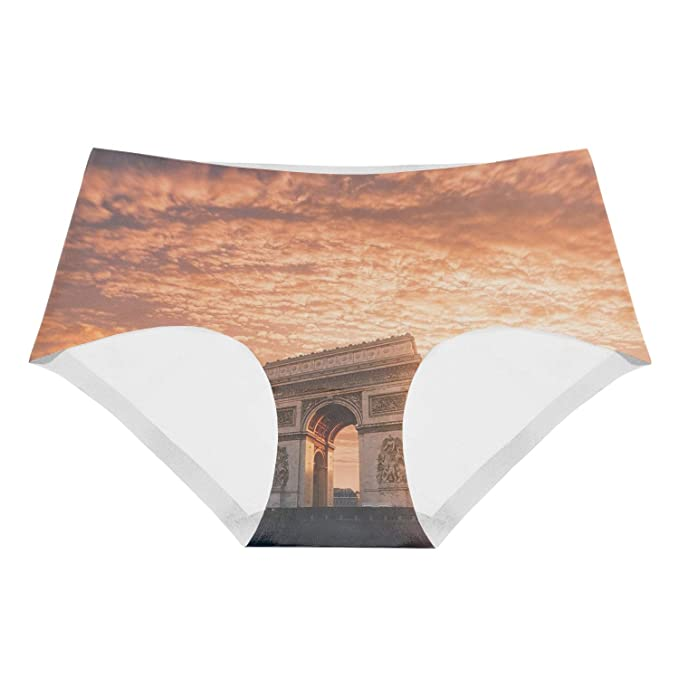 8dcdedcecf55 Women's Cotton Stretch Eddiel Tower in Dark Bikini Panty at Amazon Women's  Clothing store: