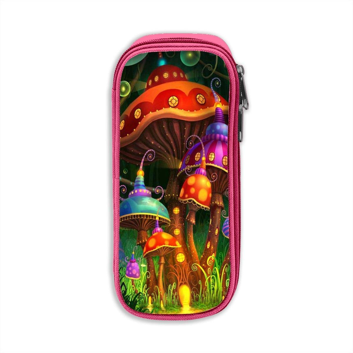 Pencil Case, High Capacity Magic Alice in Wonderland Print ...