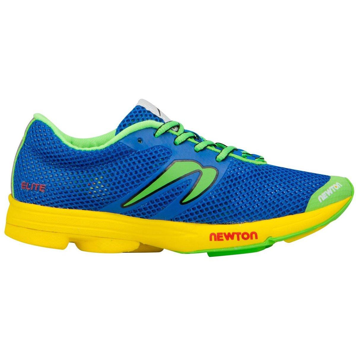 Newton Running Distance Elite para Mujer, Azul (Azul), 42 EU ...