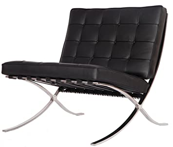 Amazoncom Emodern Furniture Emod Mies Barcelona Chair