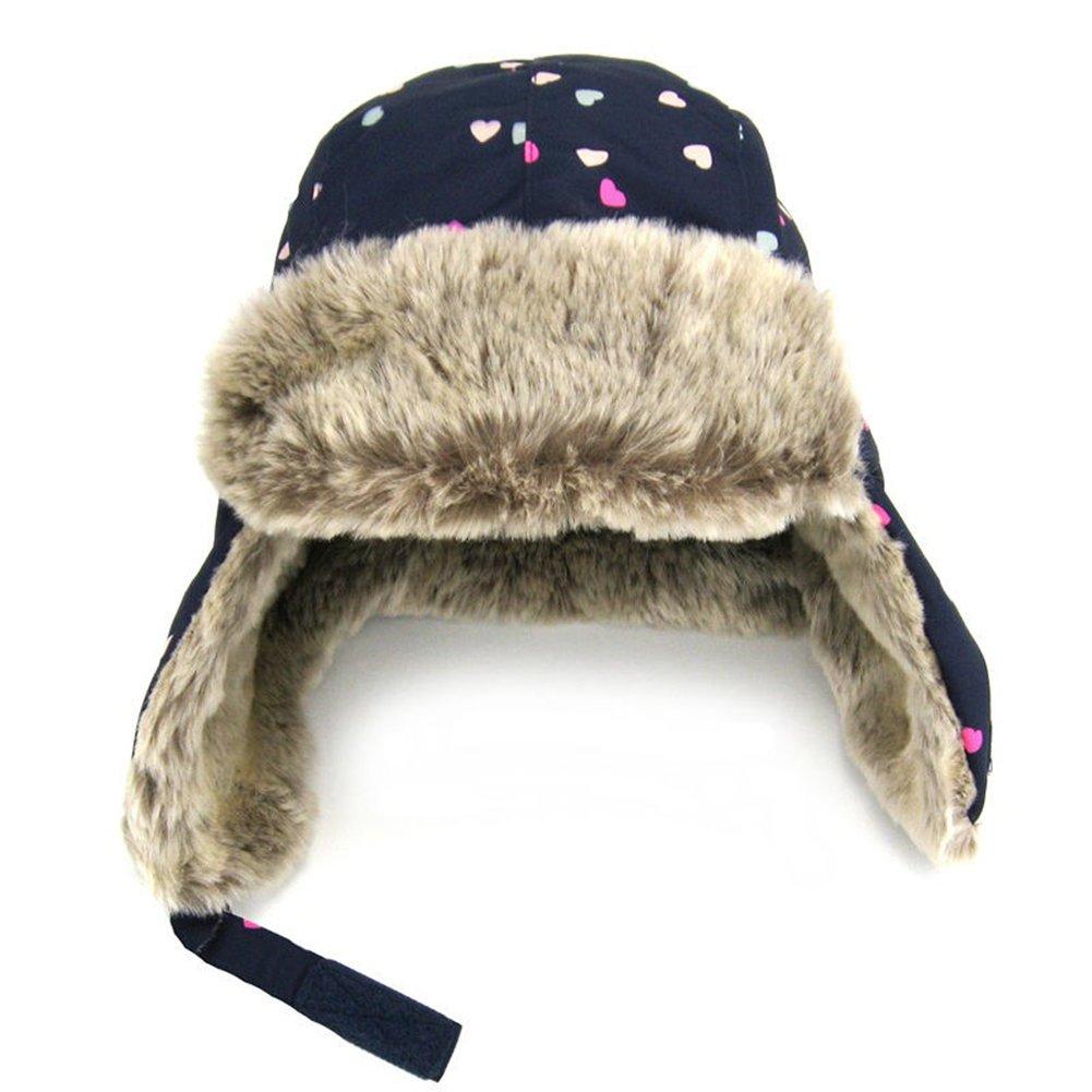 deb98e51989d1 Fancy Luu Bomber Cap pour Enfants Unisexe Chapeau D'hiver Fille Cache-oreilles  Chaud Capuche Confortable Chapeau en Peluche: Amazon.fr: Vêtements et ...