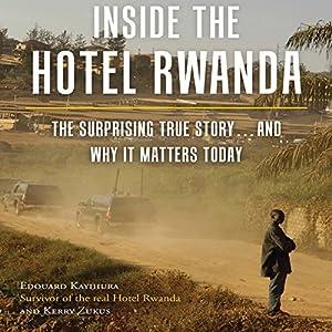 Inside the Hotel Rwanda Audiobook