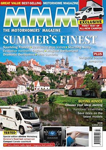 Motorcaravan Motorhome Monthly