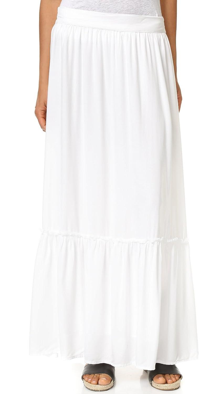 Splendid de la mujer campesina en niveles Crosshatch falda ...