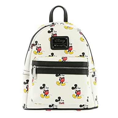 5605bc17e8ae Image Unavailable. Image not available for. Color  Loungefly Disney Mickey  Mini Backpack