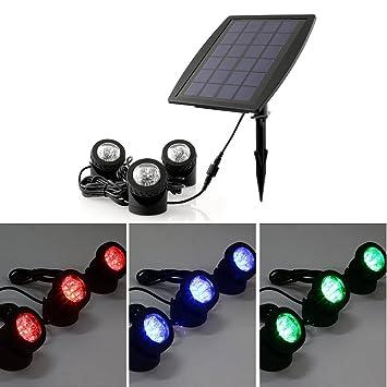 lampe solaire kit