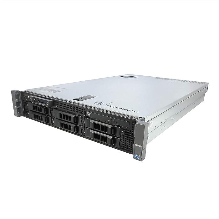 High-End Virtualization Server 12-Core 64GB RAM 12TB Raid PowerEdge R710