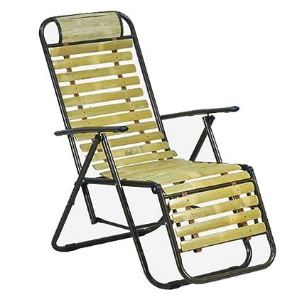Groovy Amazon Com Recliners Folding Chair Lunch Break Bamboo Inzonedesignstudio Interior Chair Design Inzonedesignstudiocom