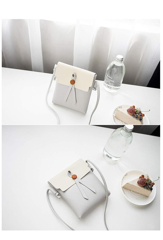 Ausverkauf Damentasche Einfache kleine quadratische Allzwecktasche f/ür Damen Einzelne Messenger-Schultertaschen