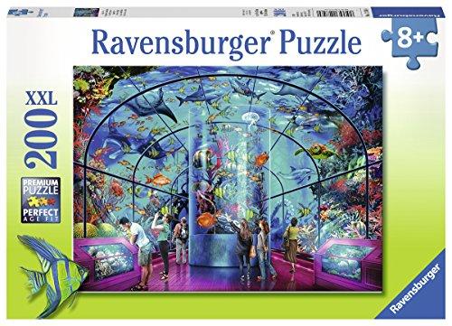 Ravensburger, Rompecabezas Acuario, 200 Piezas