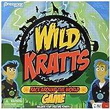 wild kratts games - Wild Kratts Race Around the World Board Game