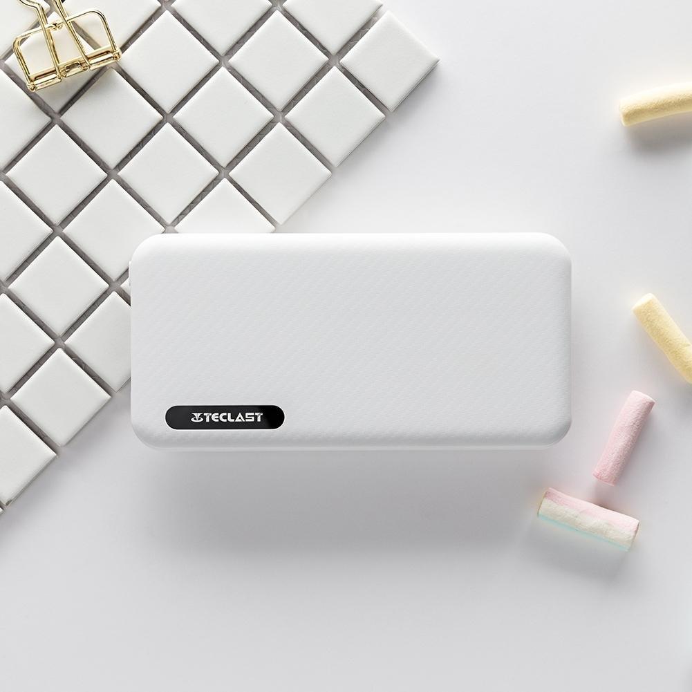 Teclast USB C Power Bank Cargador de teléfono portátil ...