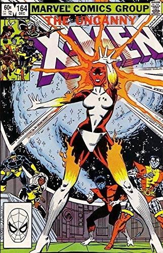 Uncanny X-Men (1981) #164 VF/NM 1st Appearance Carol Danvers Binary Capt Marvel