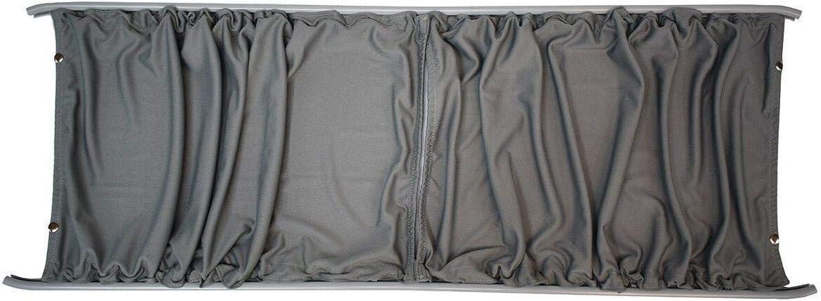 Kit de cortinas para furgoneta de caravana con panel lateral derecho para VW Transporter T4 (90-03), color gris: Amazon.es: Coche y moto