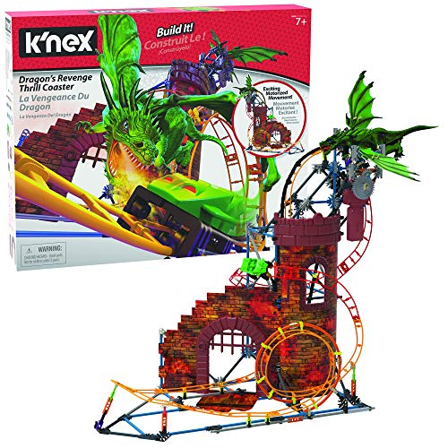 K'Nex Dragon'S Revenge Thrill