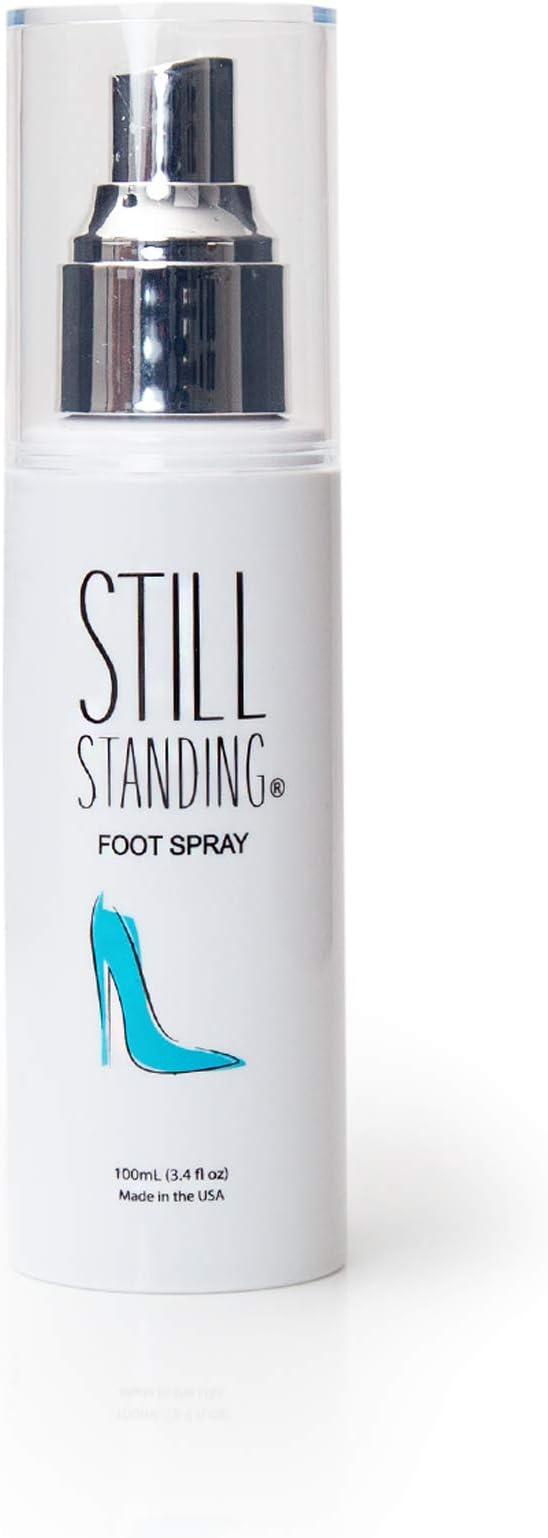 Still Standing Spray PREVENTS High Heel