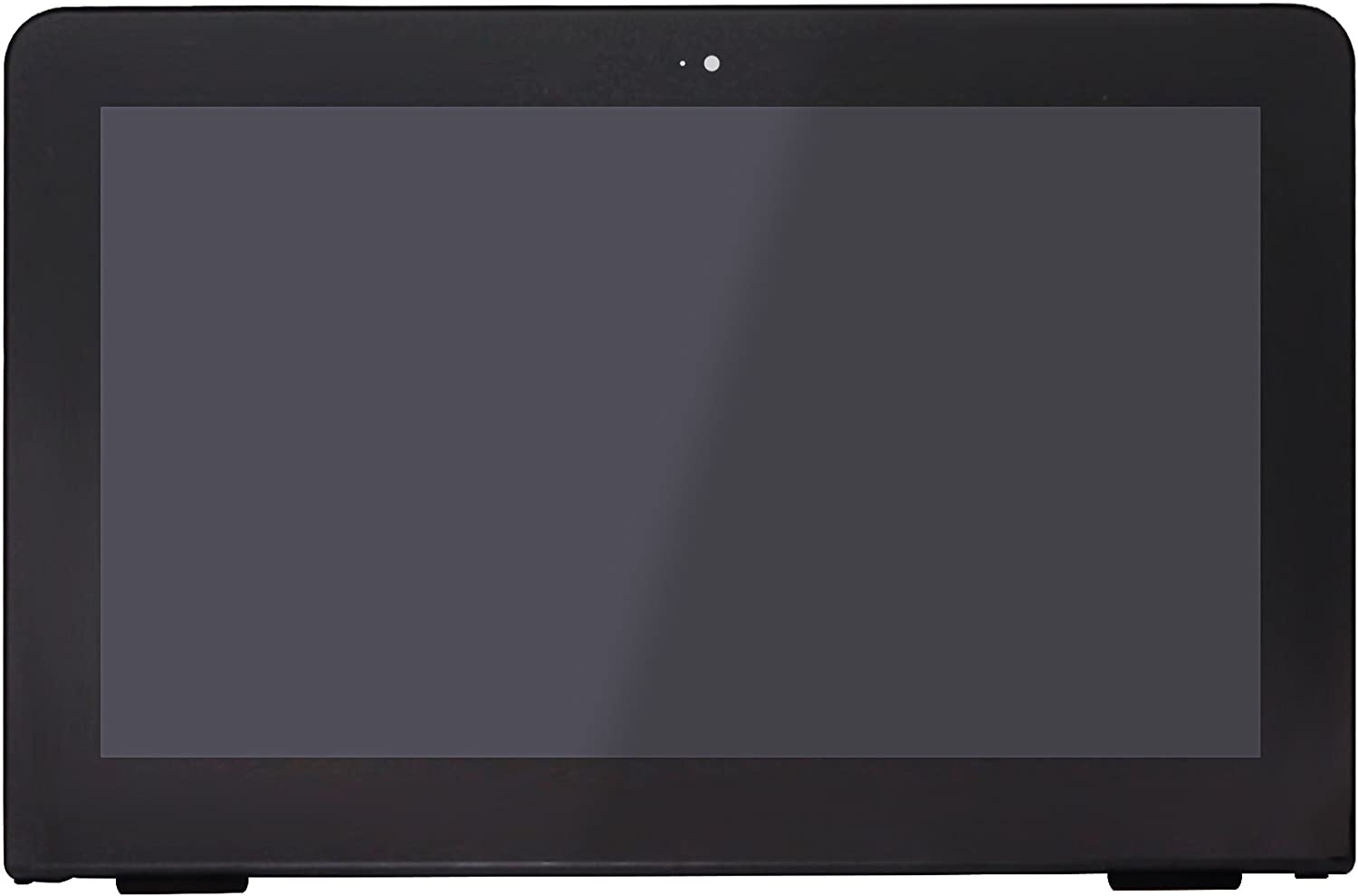 LCDOLED Replacement 11.6 inches 1366x768 HD IPS LED LCD Display Touch Screen Digitizer Assembly Bezel with Controller Board for HP Pavilion X360 M1-U M1-U000 M1-U001DX (1D Webcam Holes)