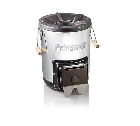 Petromax Estufa Cohete - Horno - FS 33 Plateado 2019: Amazon ...